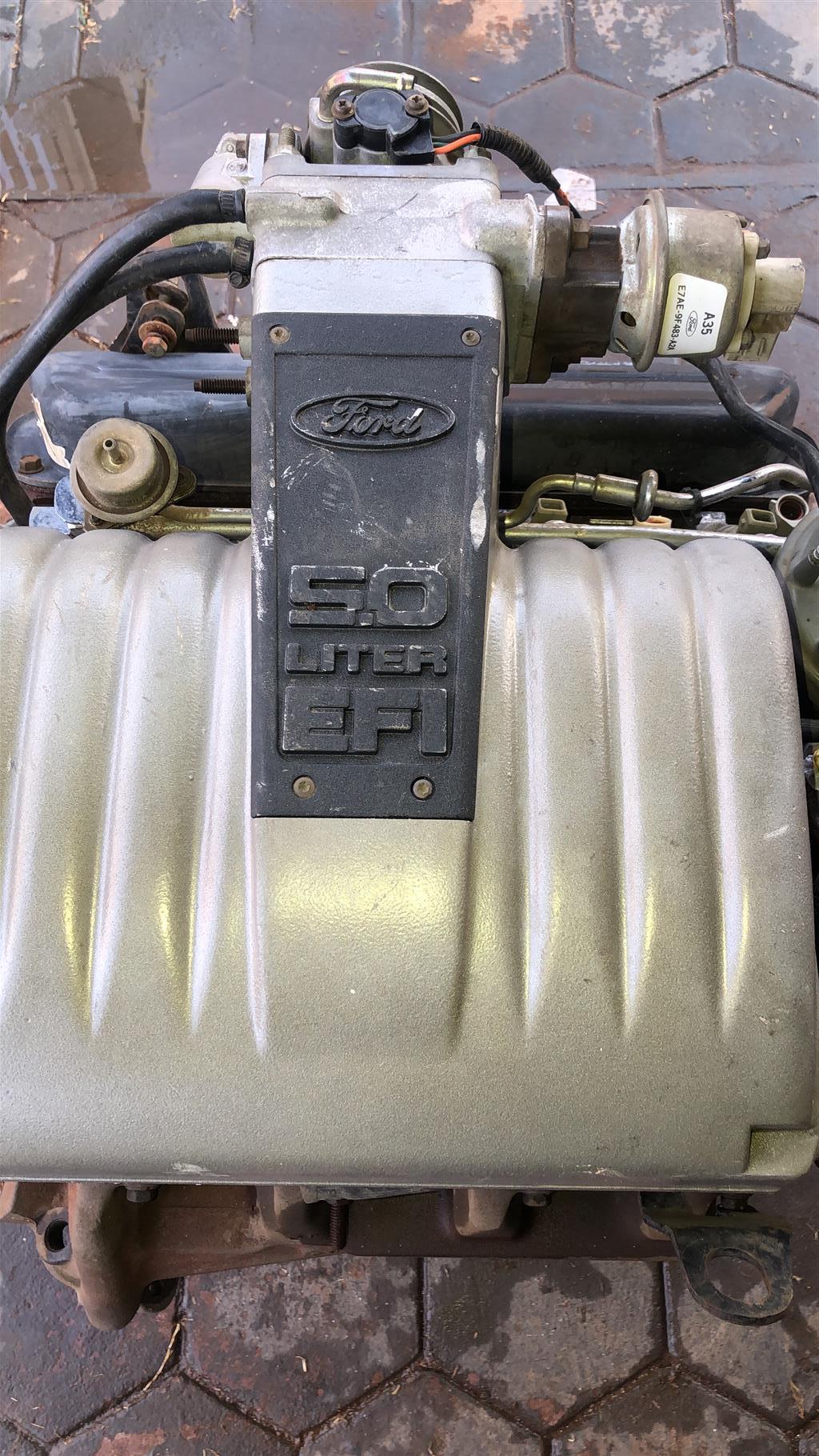 5L ford windsor v8 efi