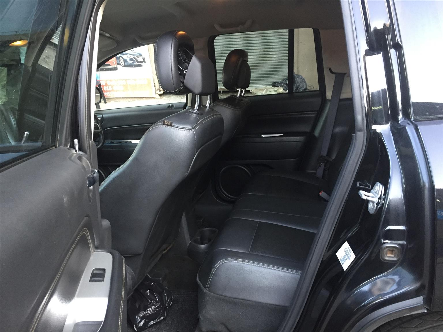 2015 Jeep Compass 2.0L Limited