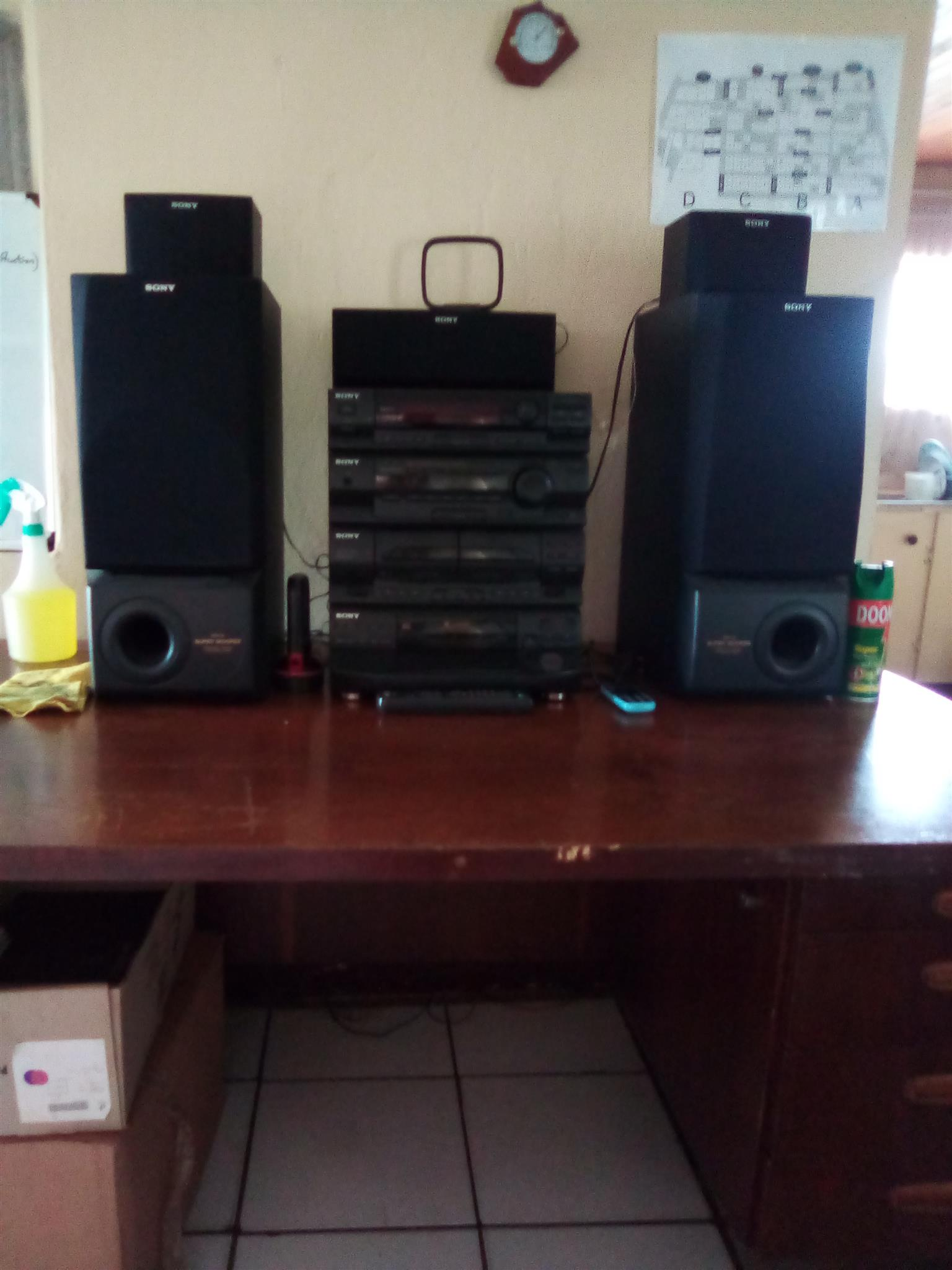 Sony Hi - Fi for sale