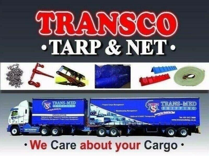 TRANSCO TARPS & NETS - CONTACT US TODAY - 0824657675