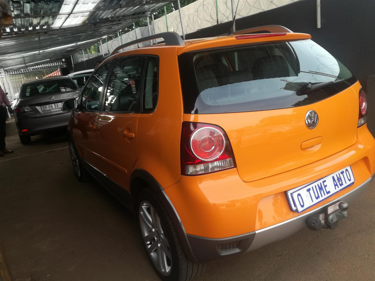 2008 VW Cross Polo 1.2TSI