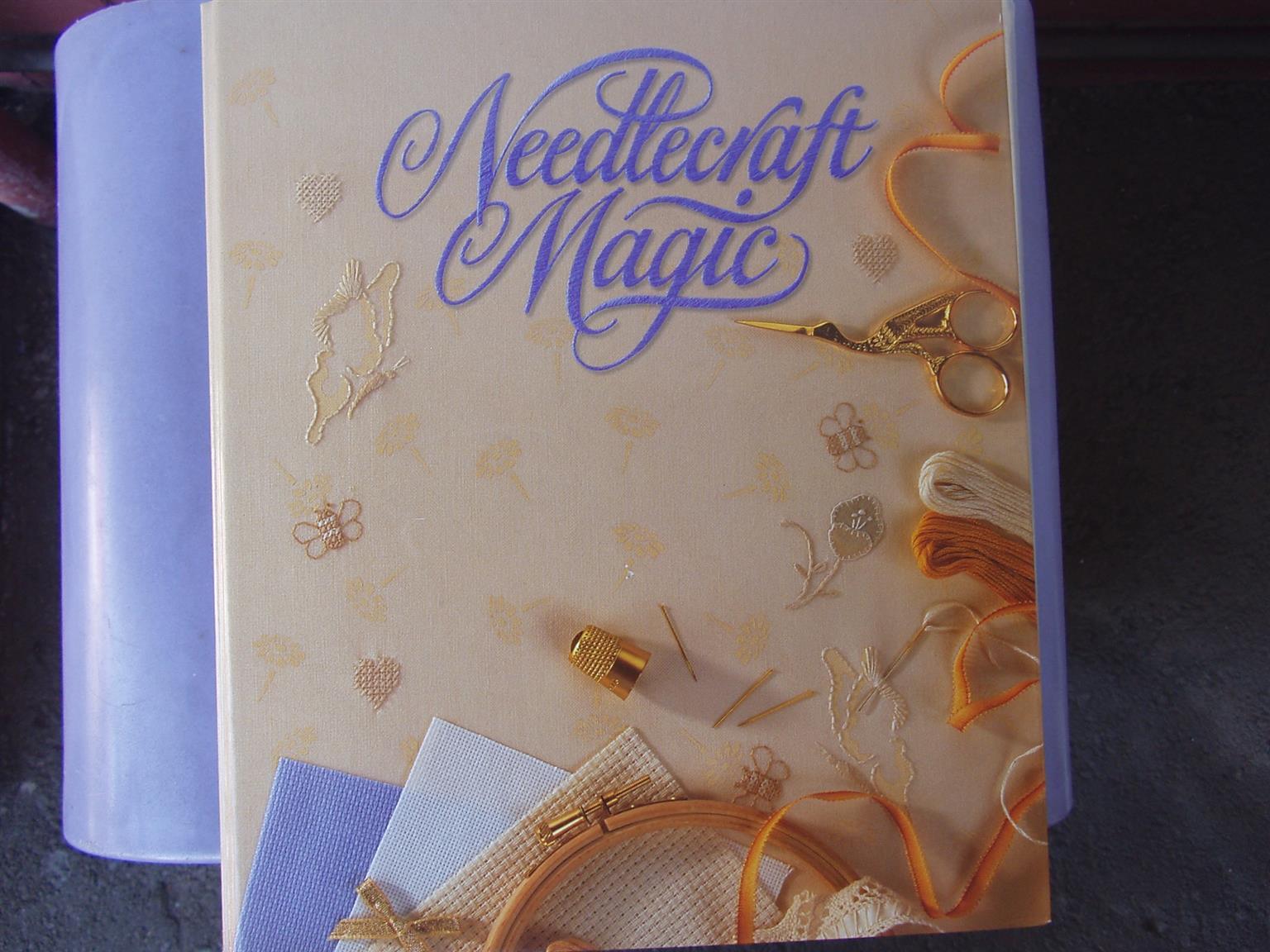 Needlecraft magazines & Patterns