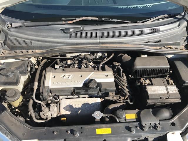 2006 Hyundai Getz 1.6 high spec