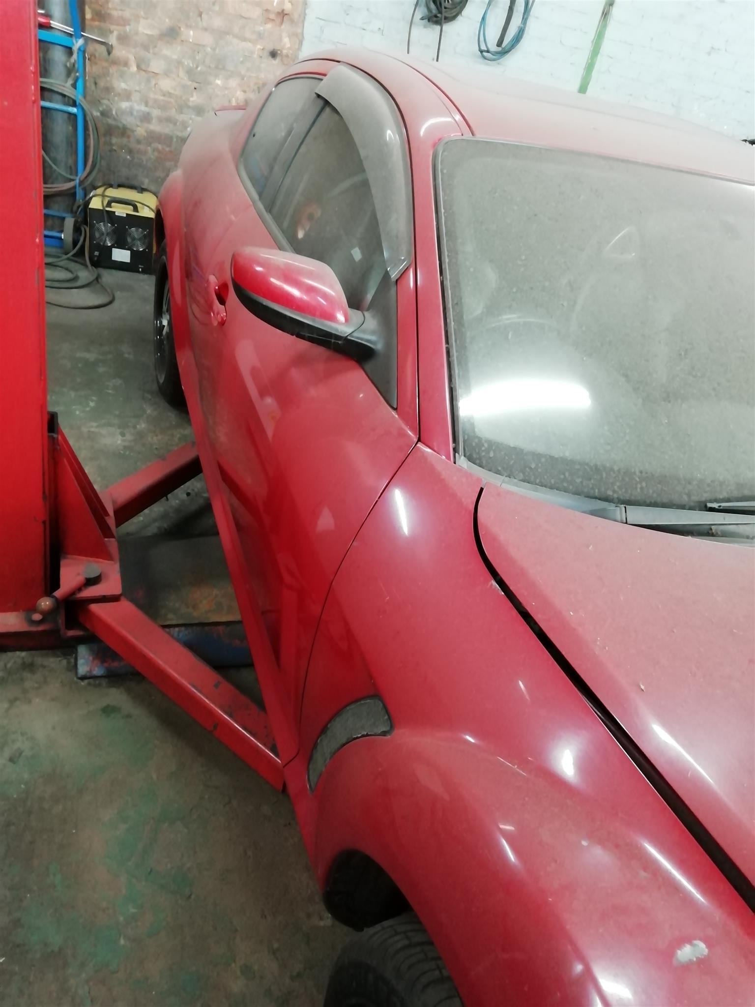 2008 Mazda RX-8 5 speed