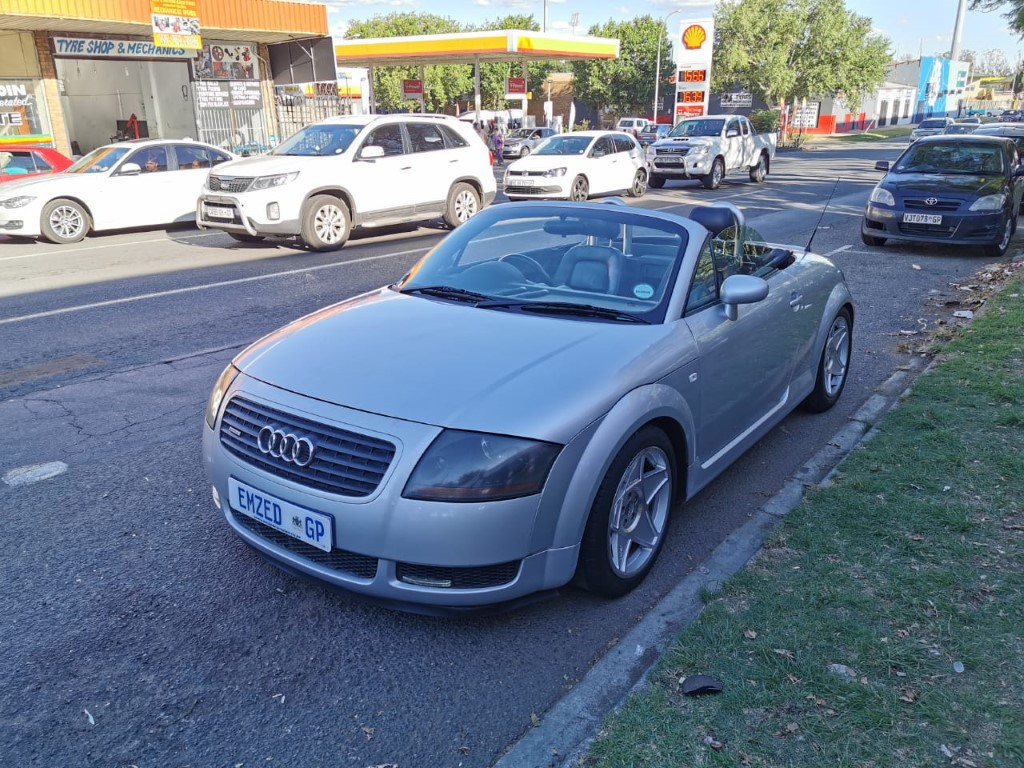 2001 Audi TT 2.0T roadster