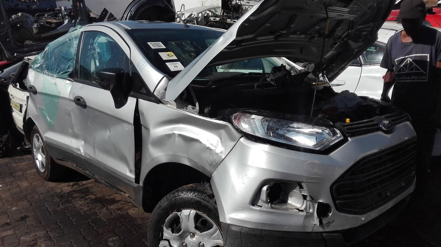 Ford ecosport car parts