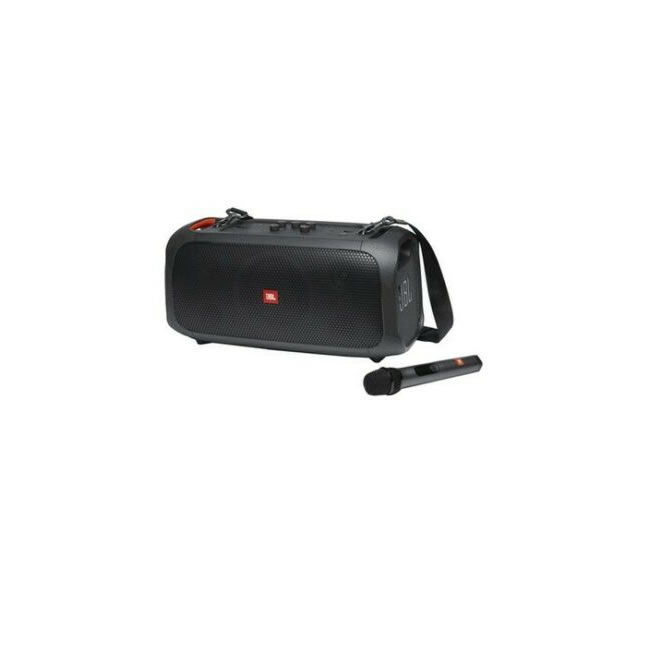 JBL Party Box On The Go Portable Party Speaker OH4378
