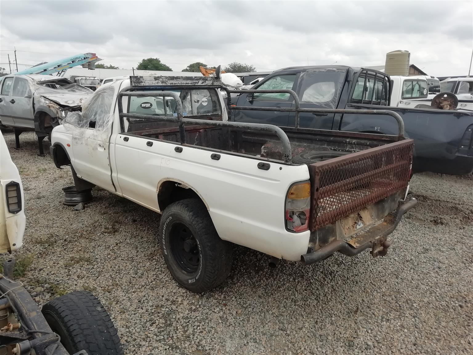 Ford Ranger 2003 Stripping For Spares