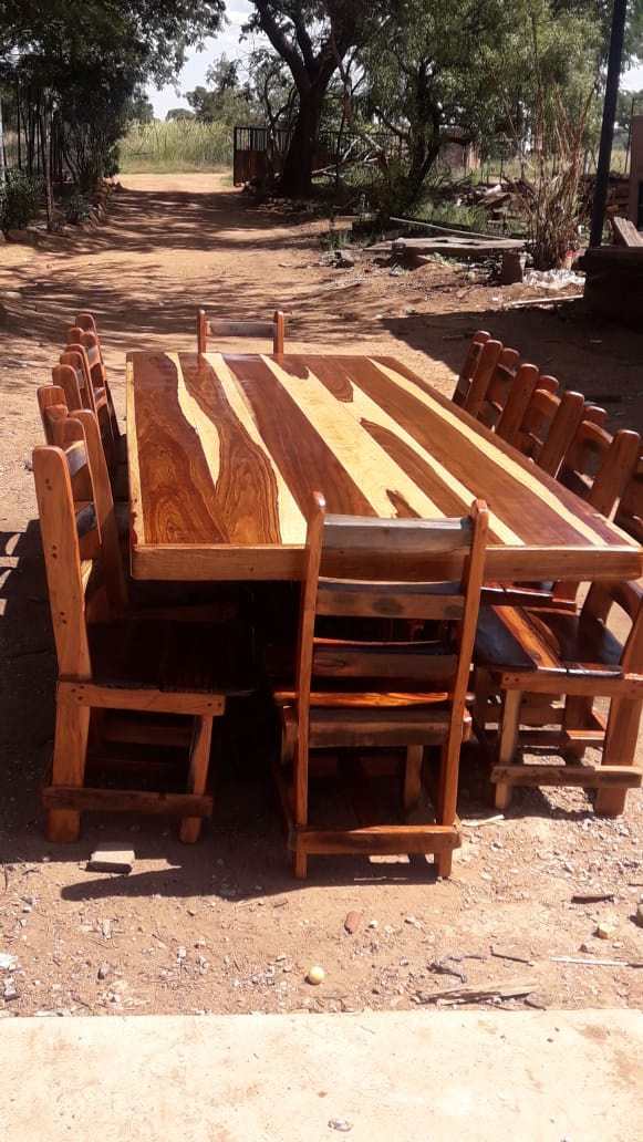 12 seater diningroom suite