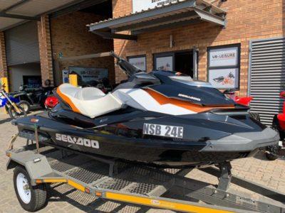 2012 SEADOO GTI 155 SE