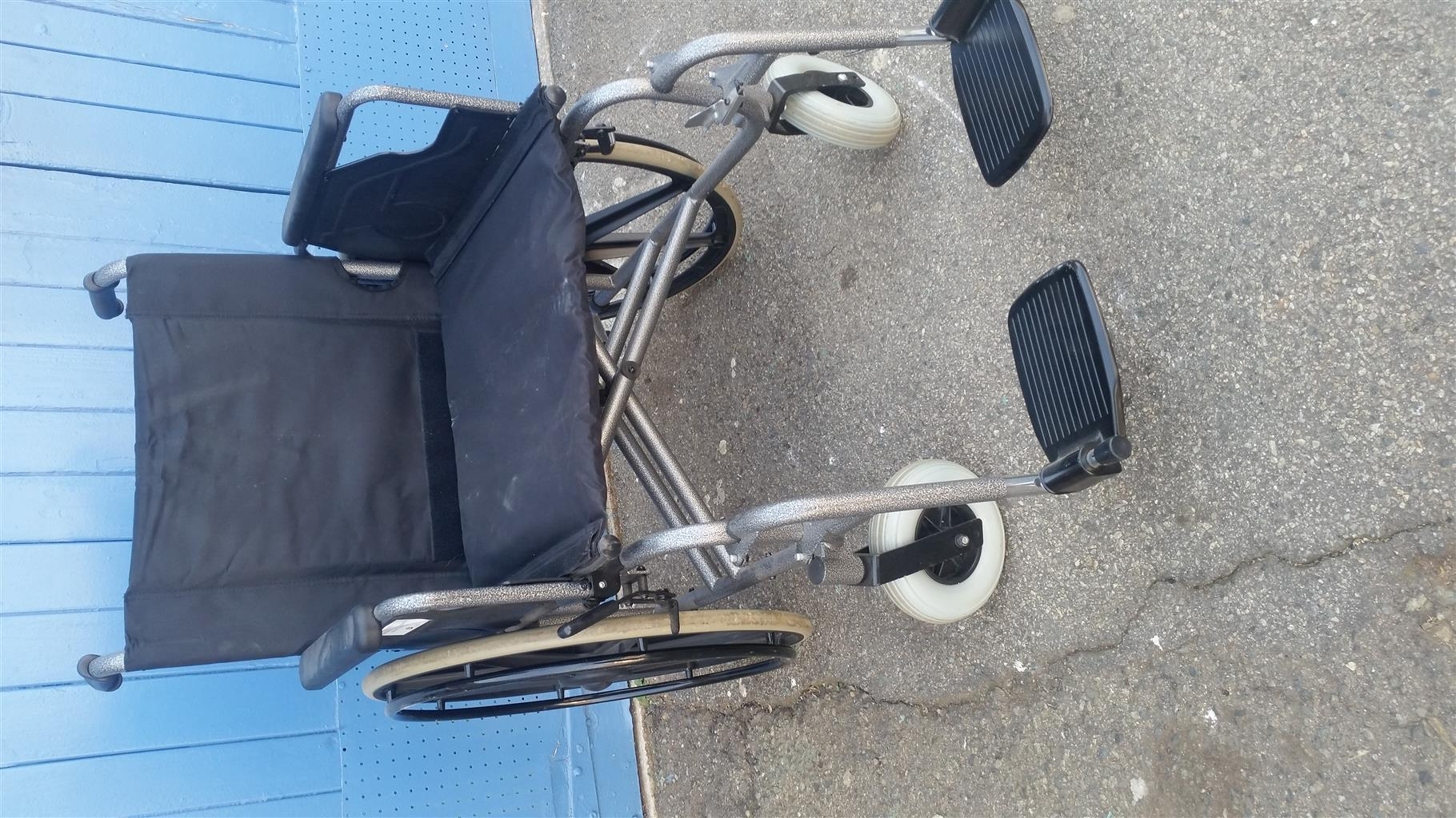Wheelchair for sale...