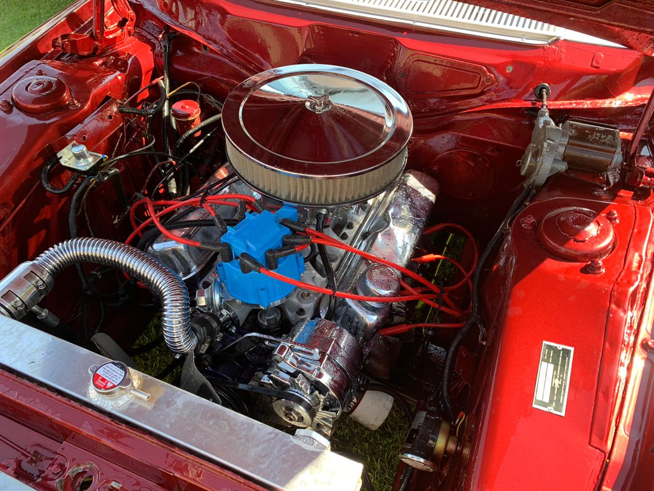 Zephyr Mk3 with 302 V8