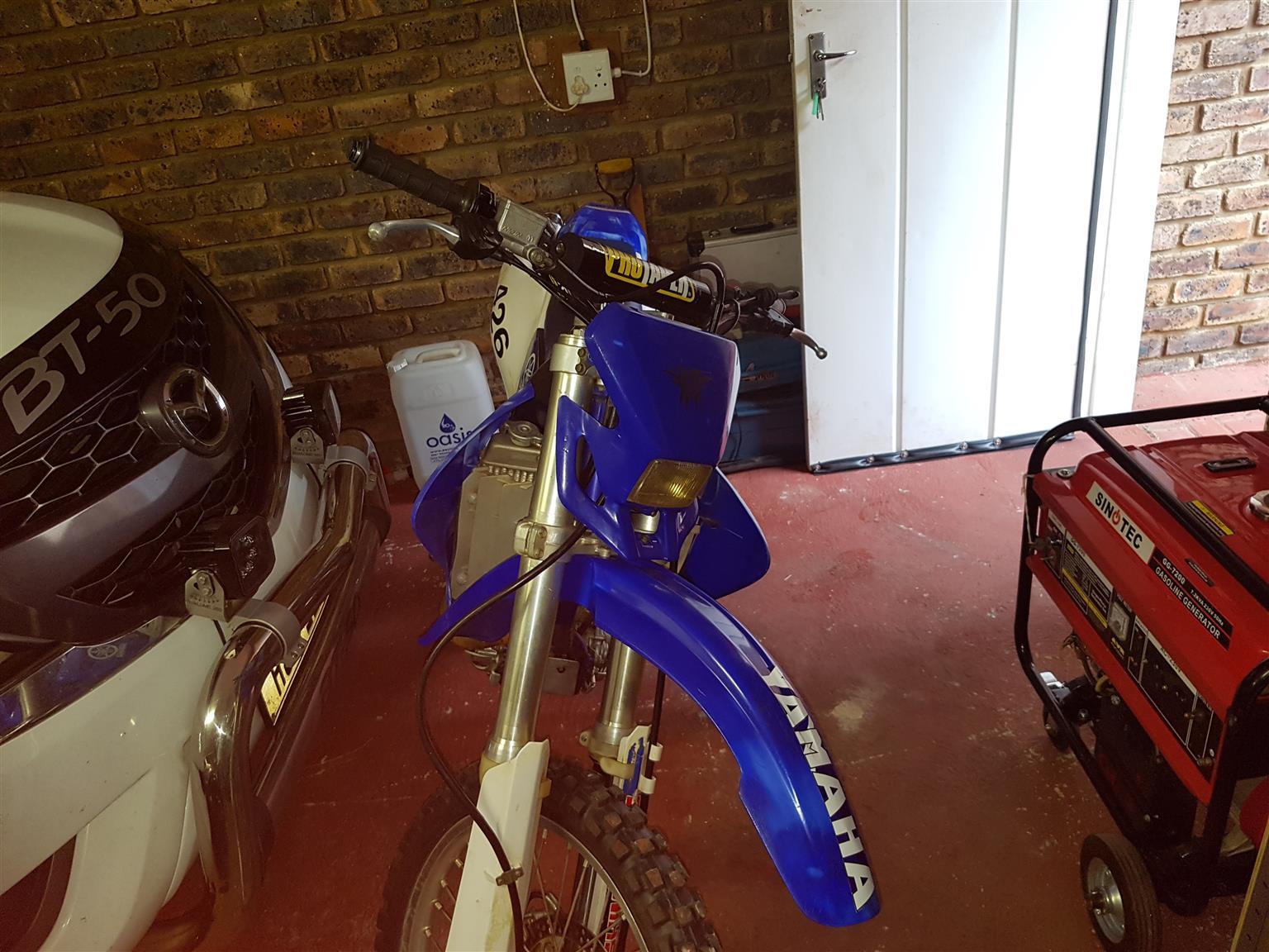 2001 Yamaha YZ426F for sale.