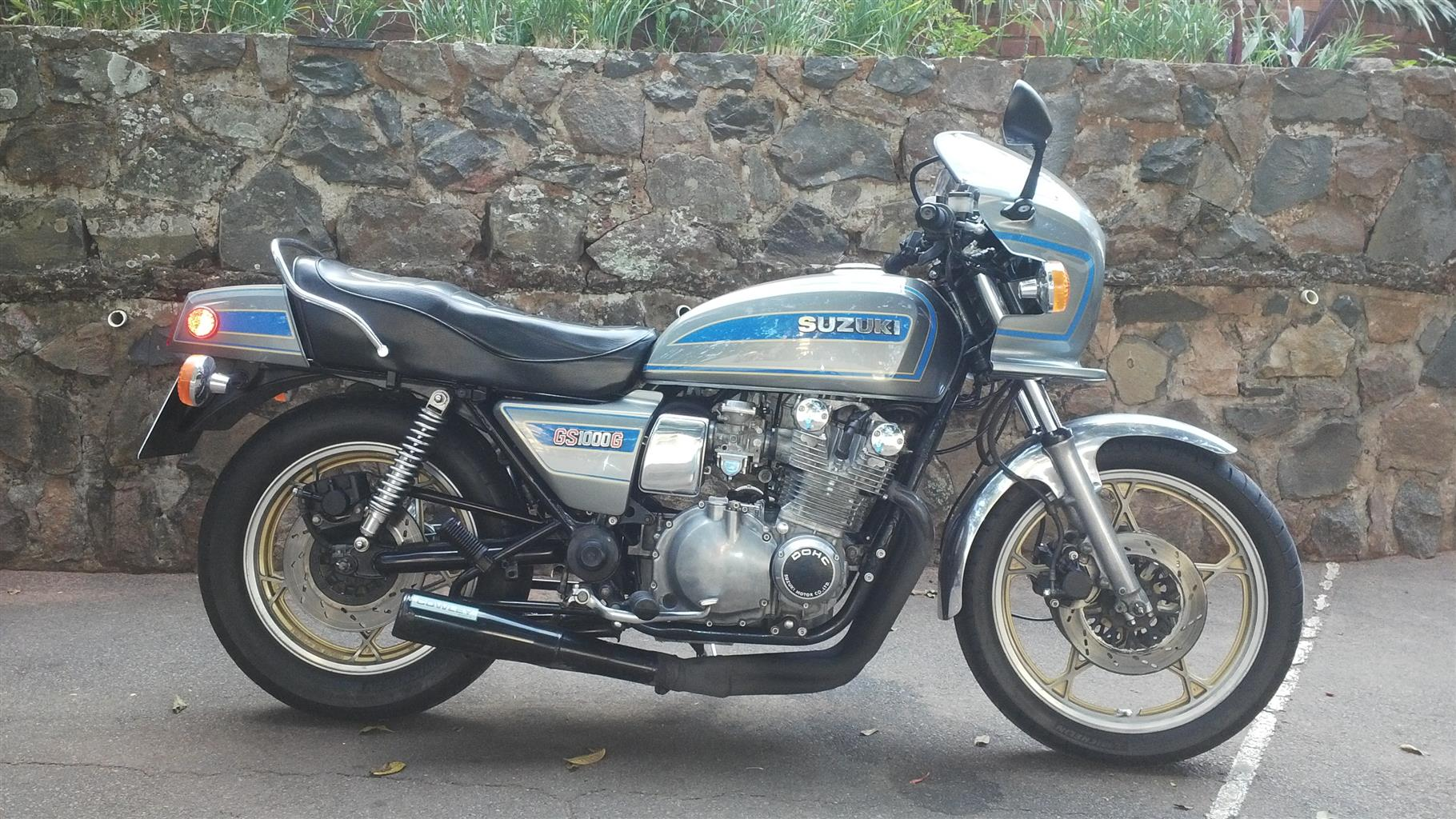 War Eagle Racing Motorcycle Screens and Fairings Suzuki GS1000S Standard Screen