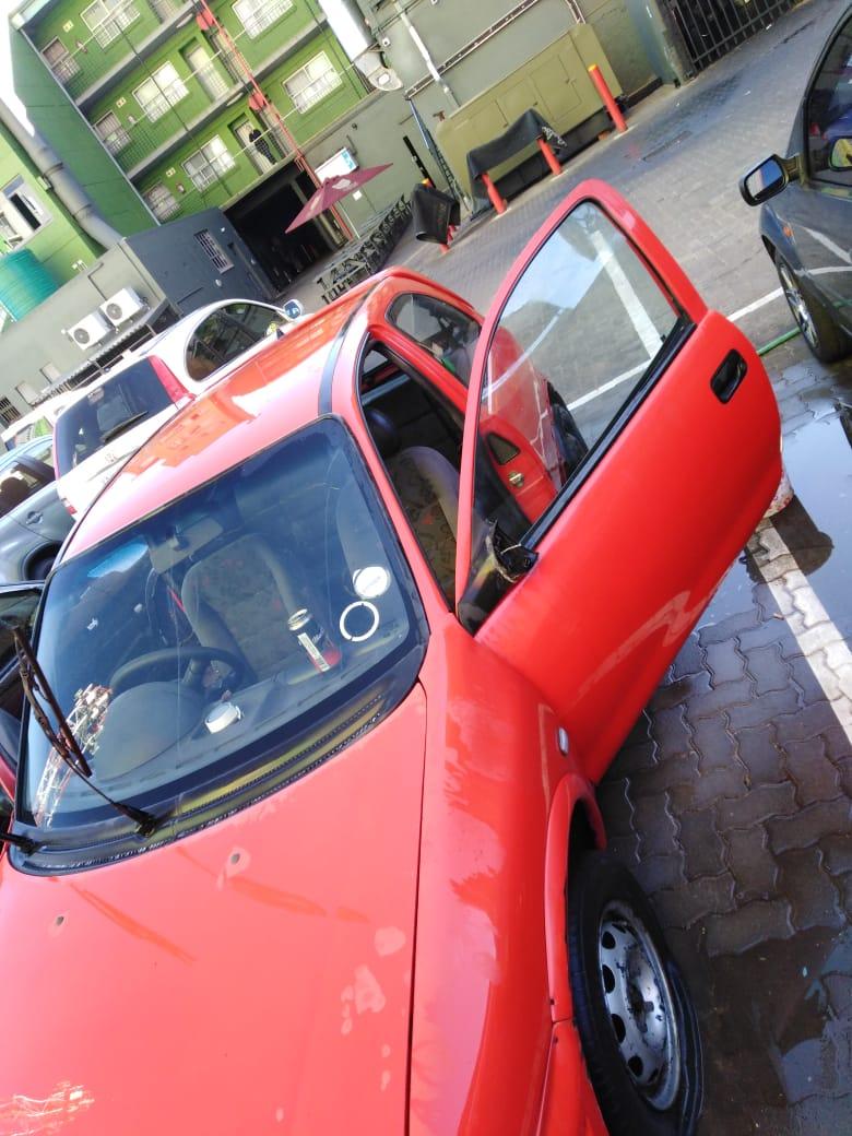 1998 Opel Corsa 1.4 Sport