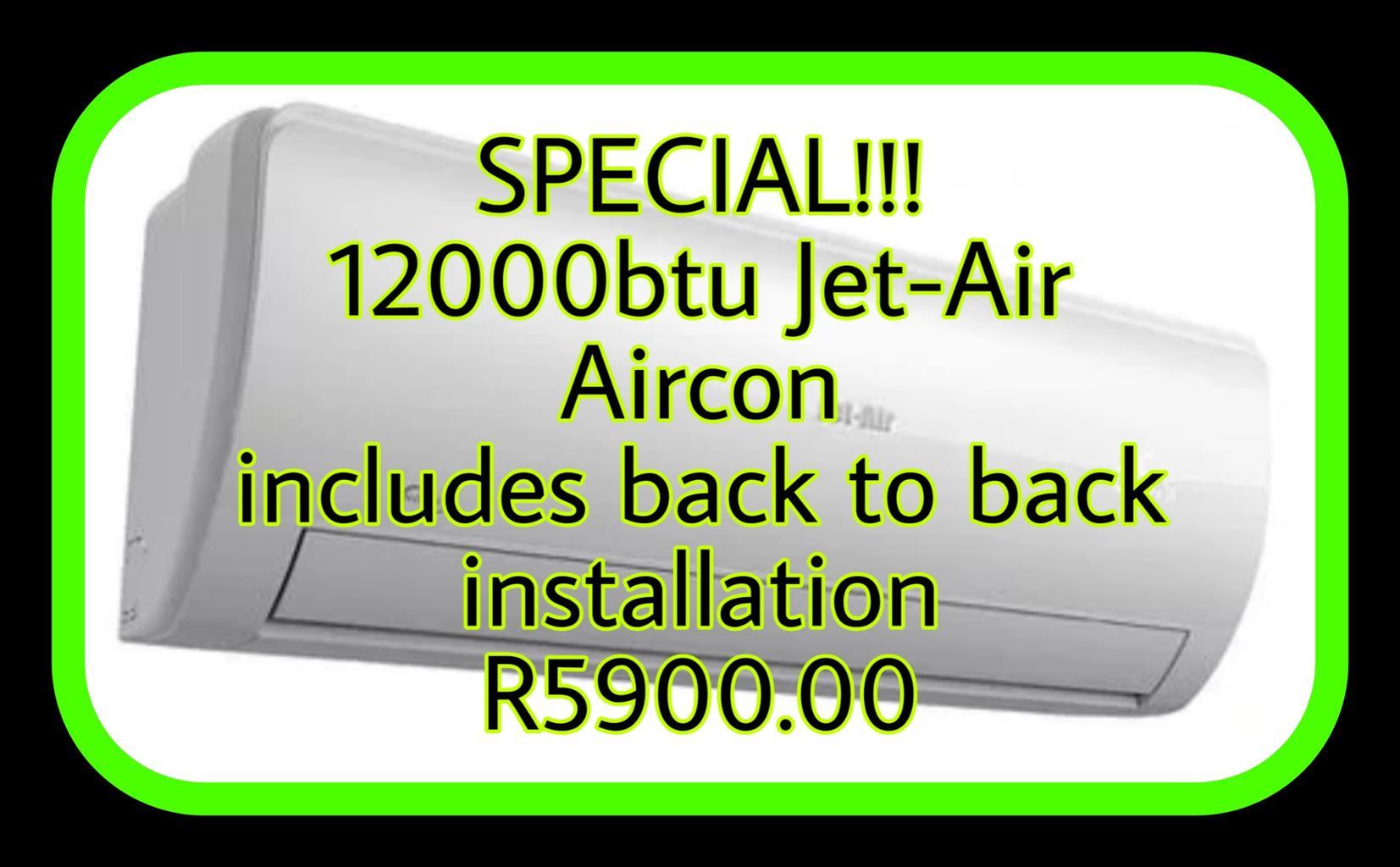 Aircon specials