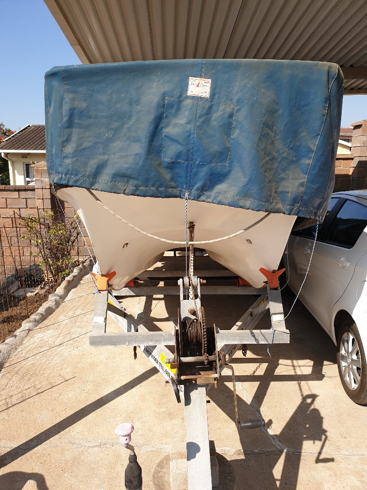 Kozi Cat 17ft with Yammies 4 strokes for sale.