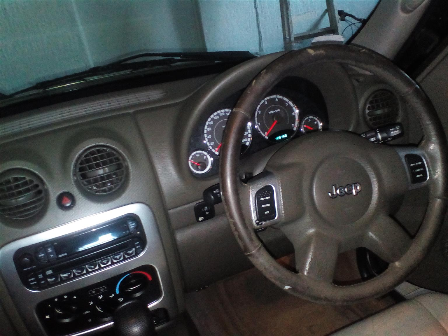 2005 Jeep Cherokee 3.7L Limited