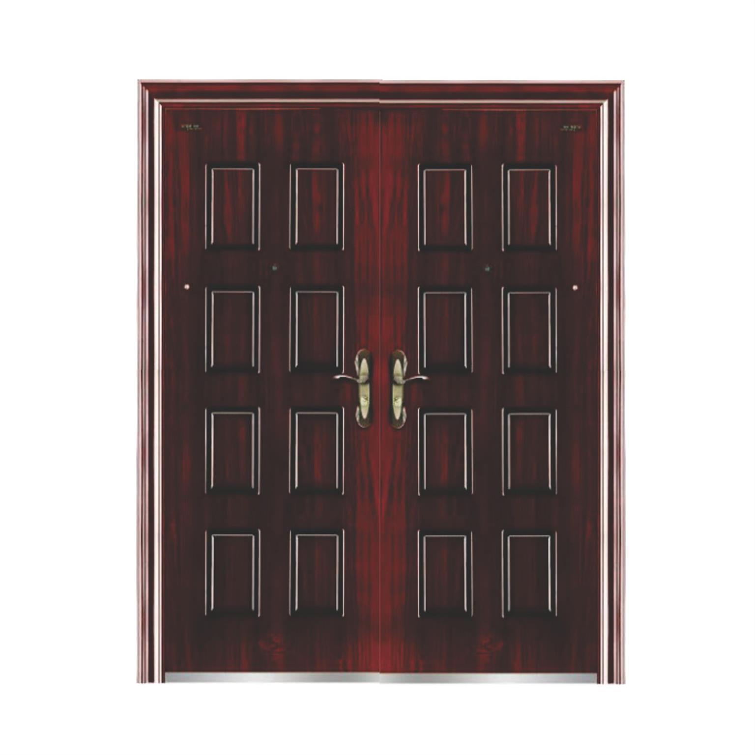 1.5 Double Security Door