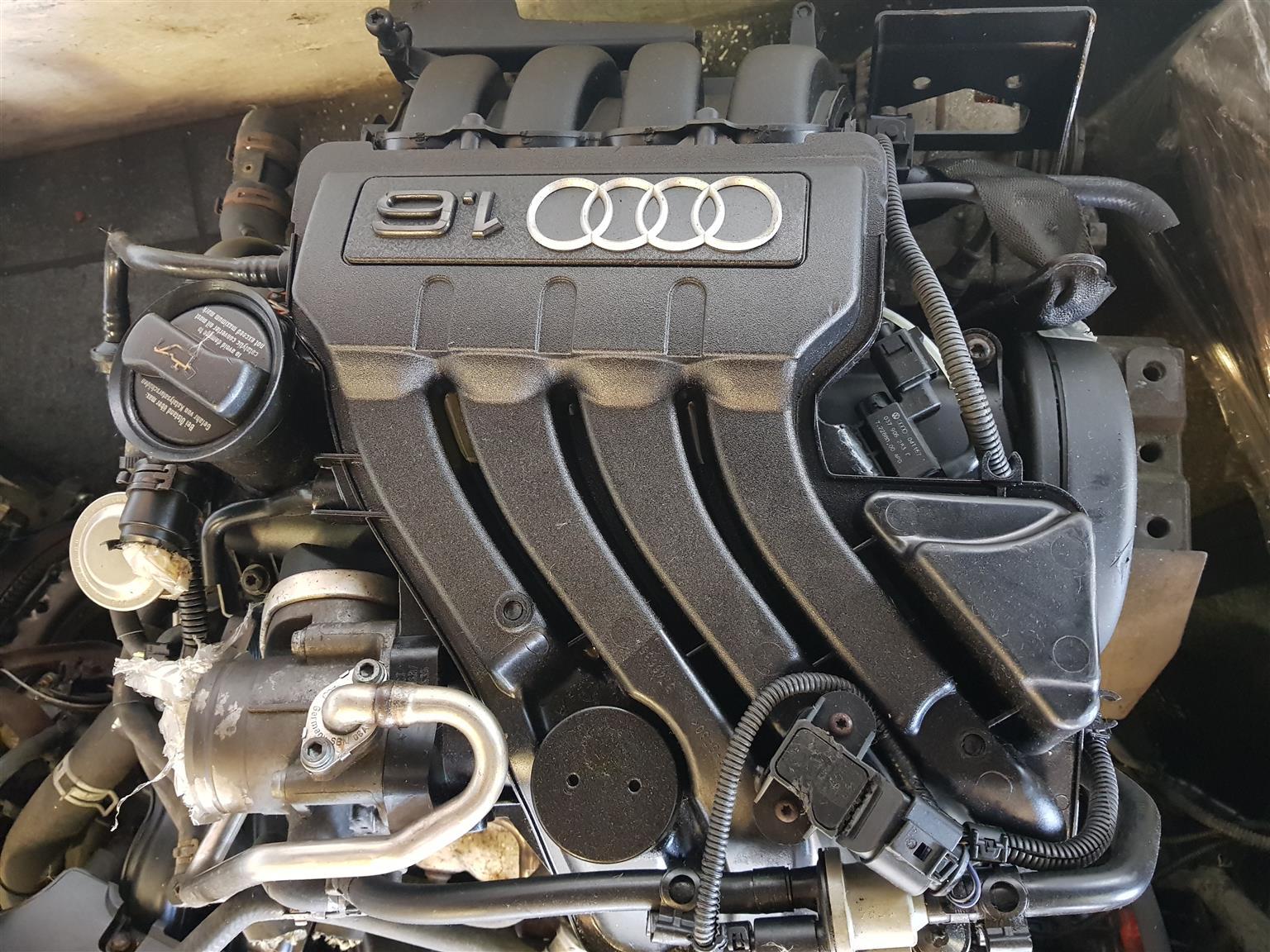 VW  GOLF / JETTA 4  1.6 PETROL   AKL   AZJ  IMPORT ENGINE