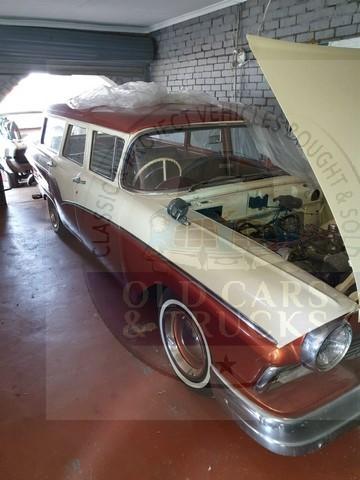 1957 Ranch Wagon