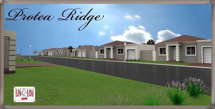 Plot & Plan - Protea Ridge - Phase 2 -Border of Northpine -No Transfer Fees