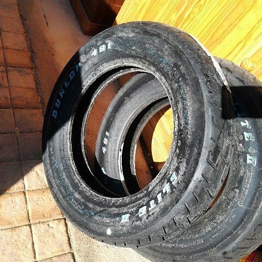 Dunlop 155 90 15 Rear Tyre
