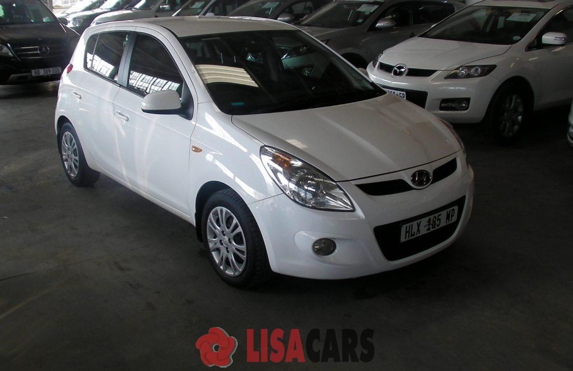2012 Hyundai i20 1.6 Remix