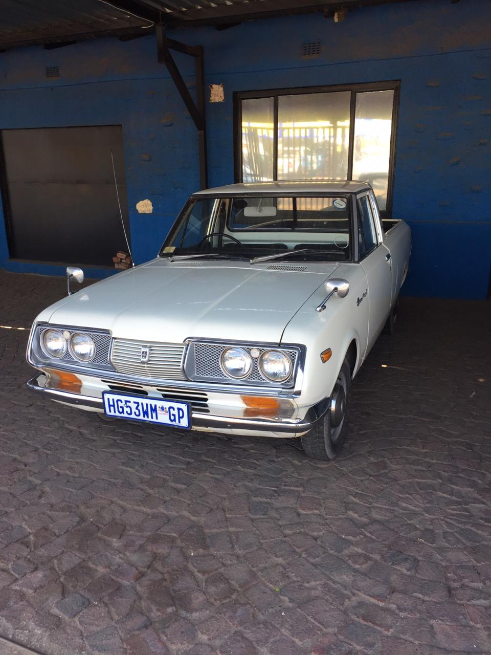 1969 Toyota Corona Bakkie  for sale