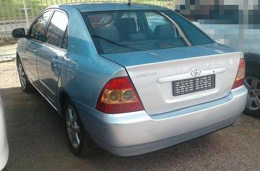 2006 Toyota Auris 1.6 RS