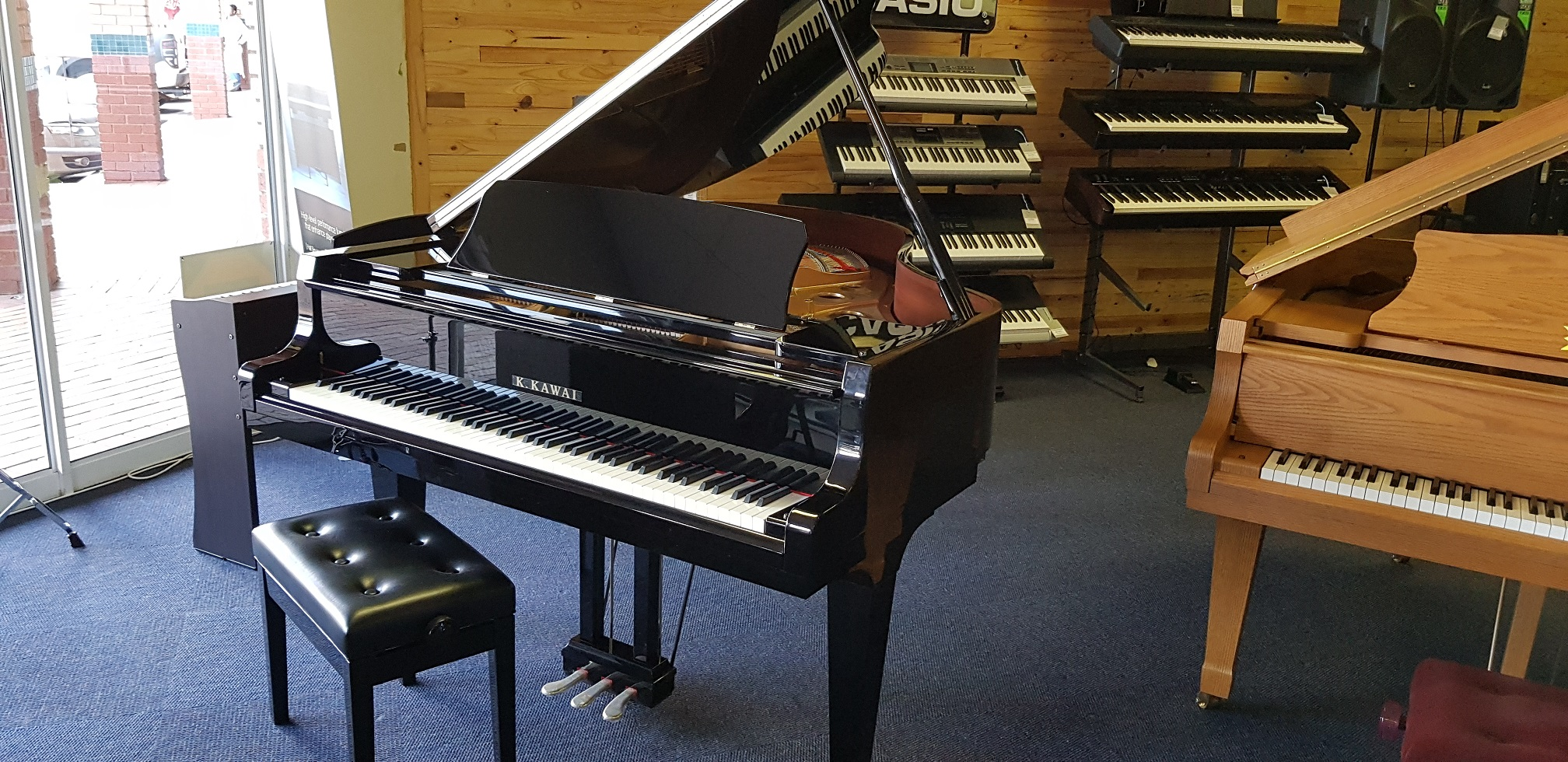 Grand Piano - K Kawai GL40  NEW! | Junk Mail
