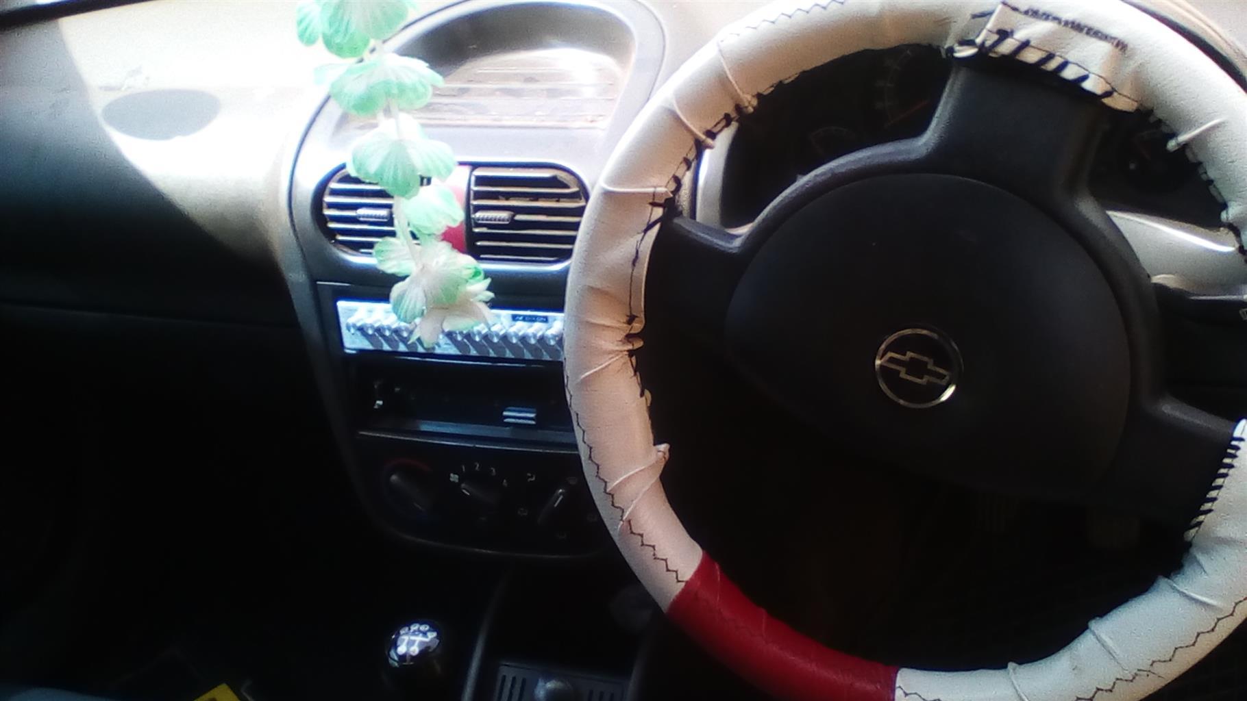 2010 Chevrolet Corsa Utility 1.4 Club
