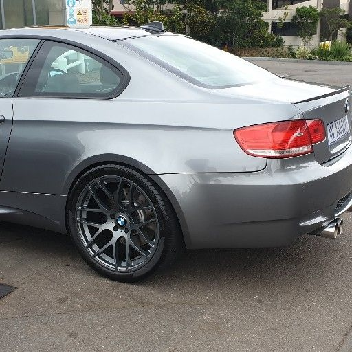 2008 BMW M3 Competition
