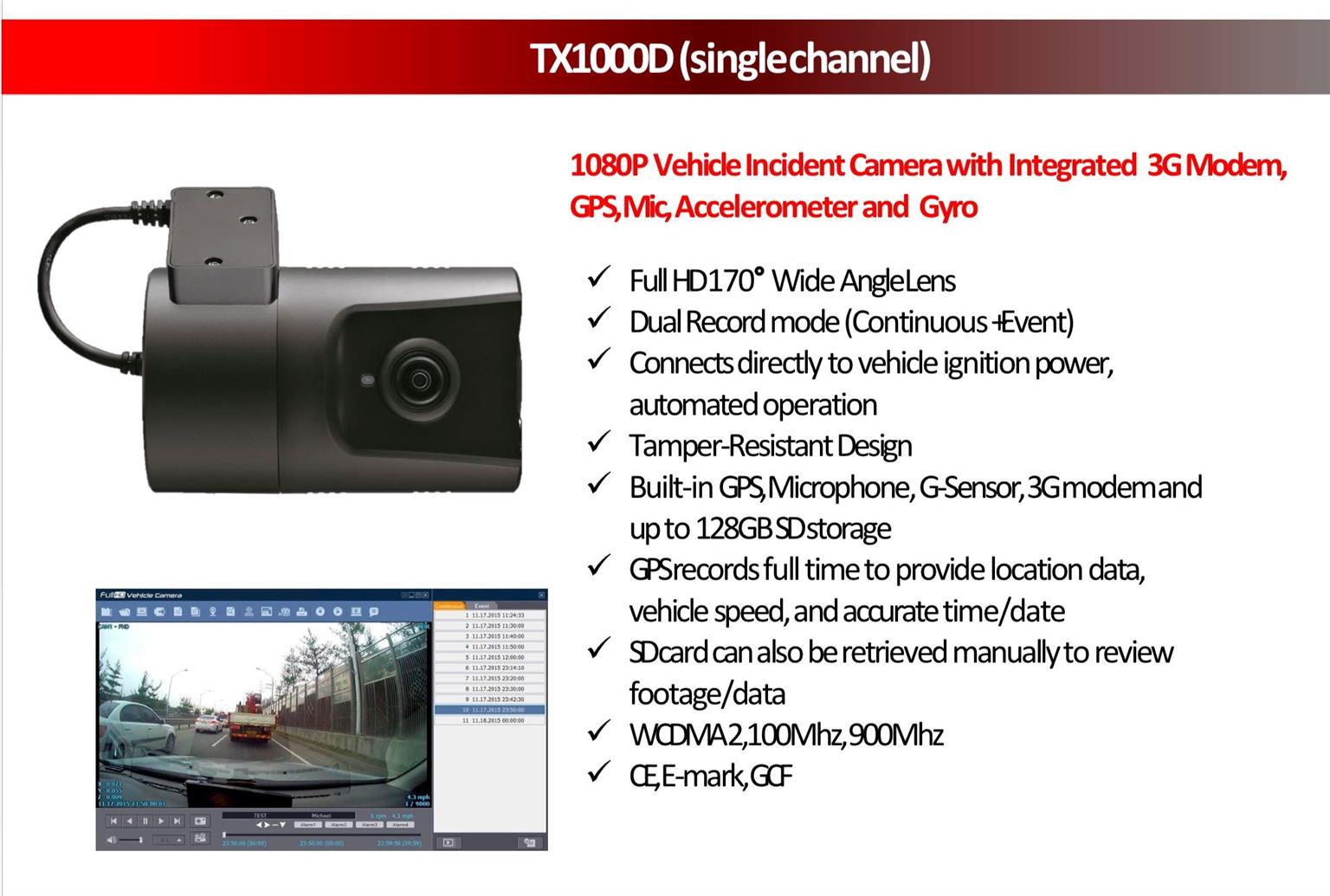 LOOKING FOR A PROFESSIONAL DASH CAM?