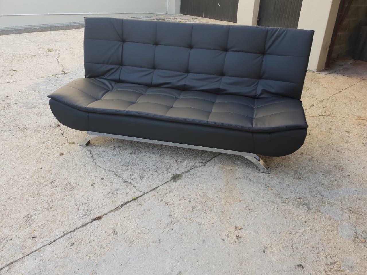 New Black Sleeper Couch Junk Mail