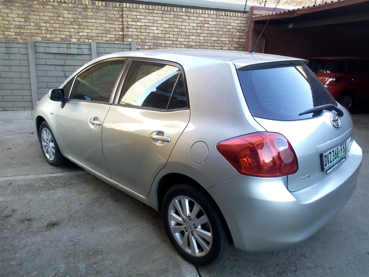 2009 Toyota Auris 1.6 XR auto
