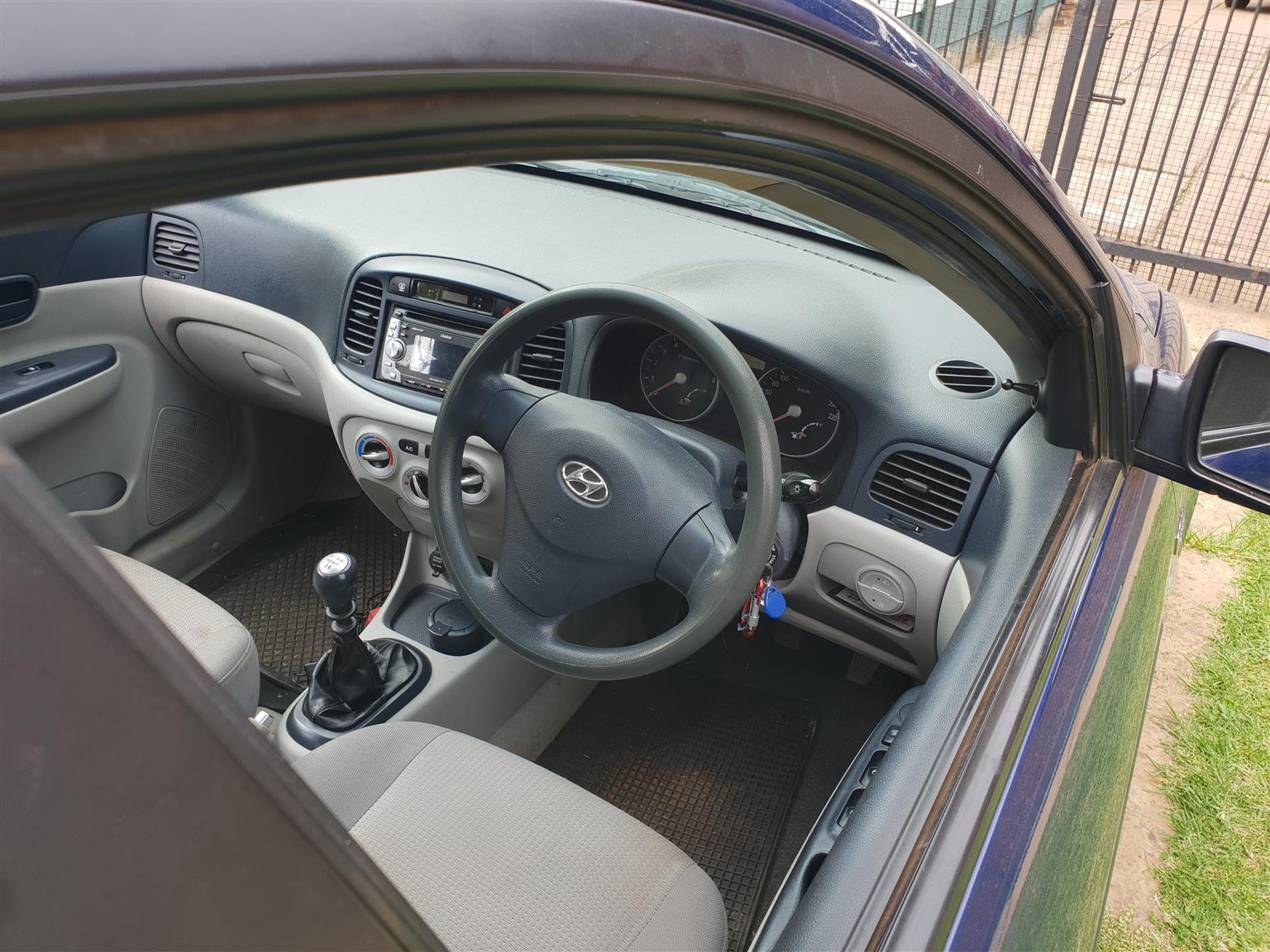 2006 Hyundai Accent 1.6 GL