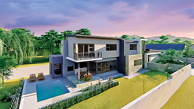 Modern & Spacious House making a grand first impression
