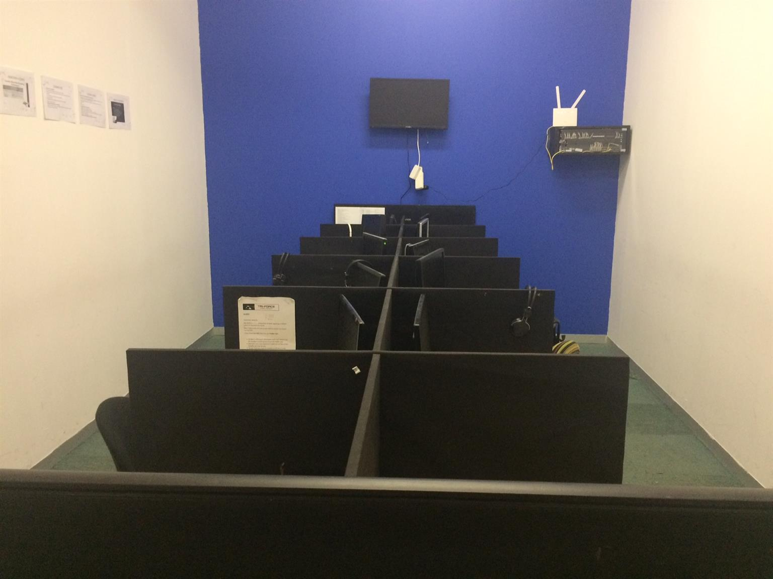 Call Centre Seats