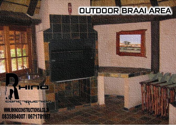 Geselige Braai areas