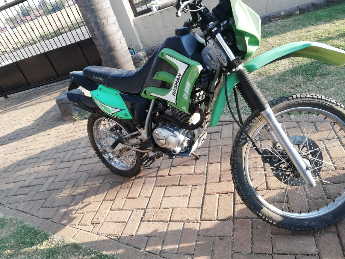 2007 Bashan 250cc