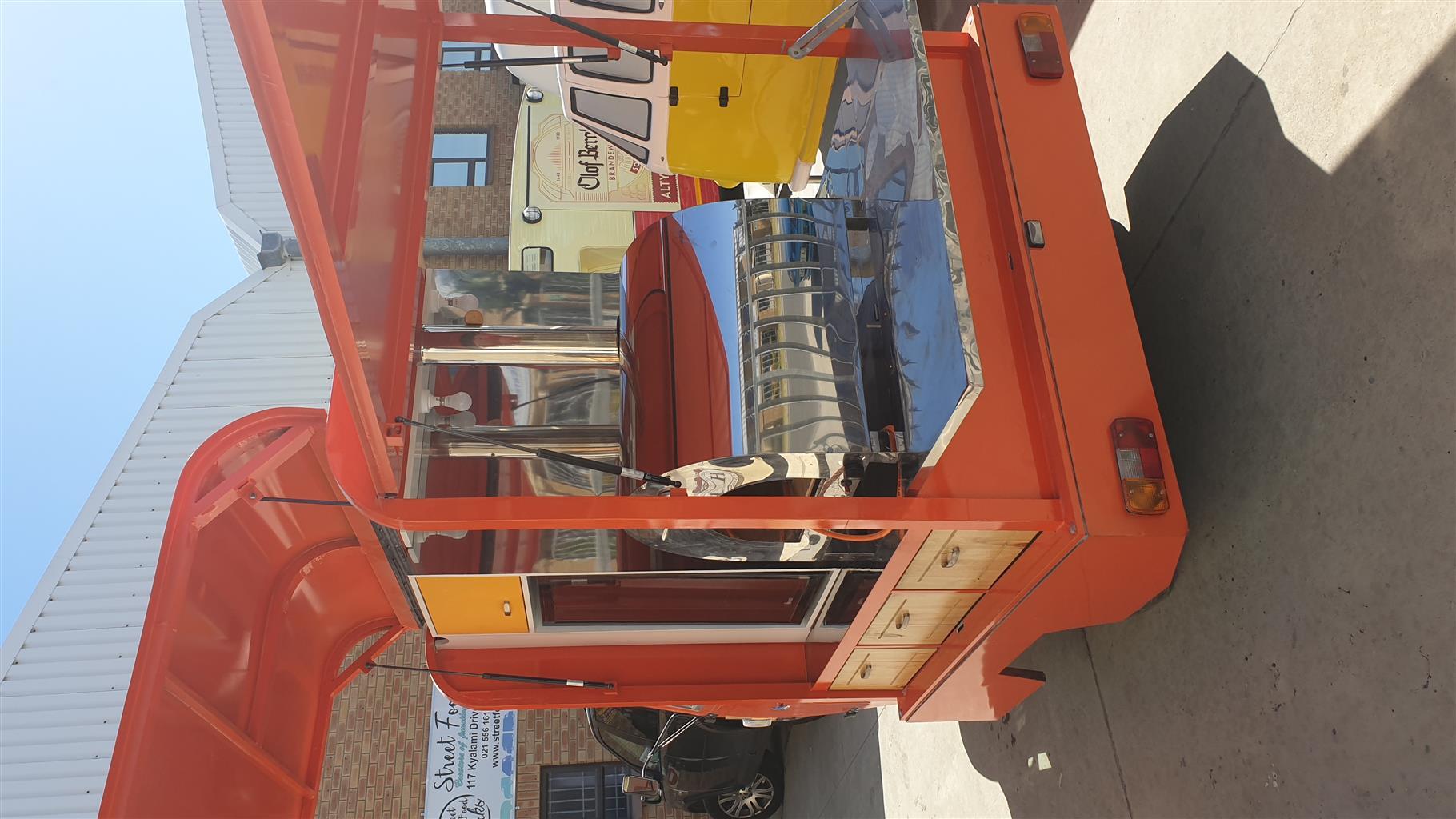 Mobile Pizza Tuk Tuk