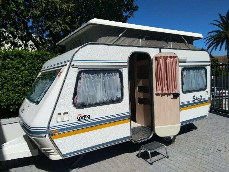 1992 Sprite Swift Caravan
