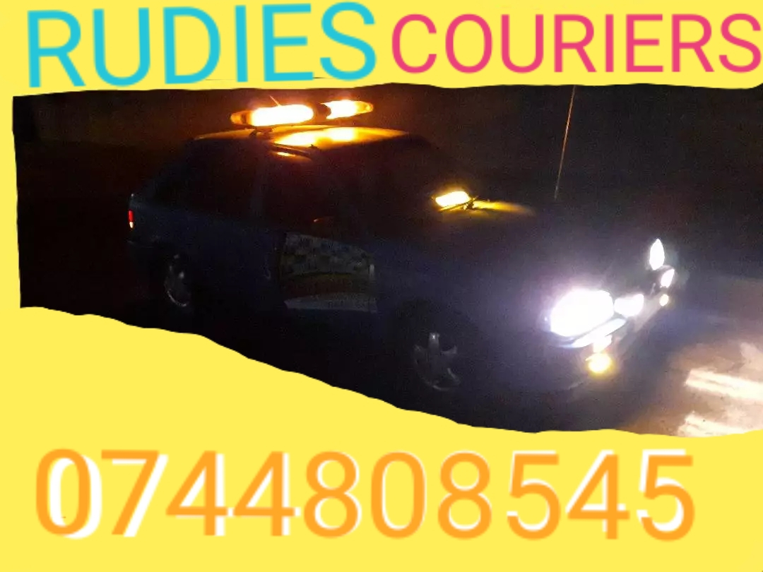 RUDIES COURIERS 0744808545