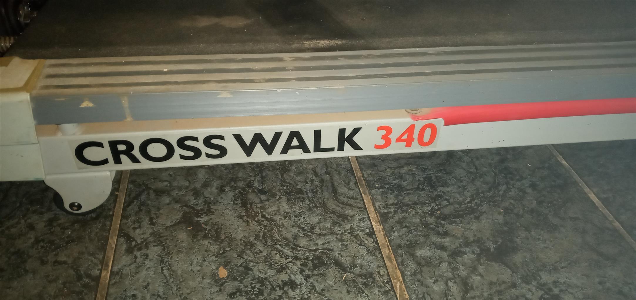 Trojan crosswalk 340 treadmill