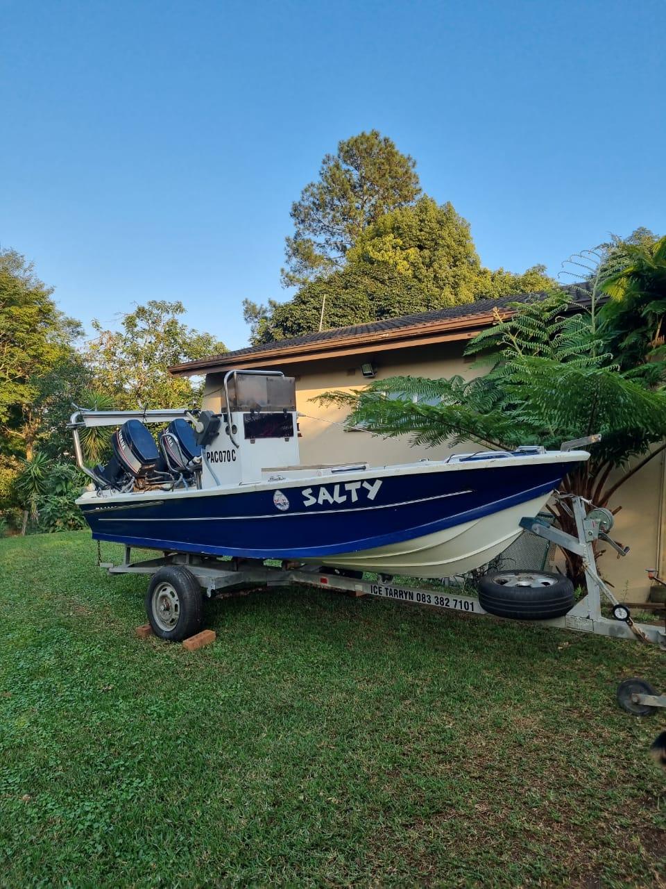 Category C Fishing Boat