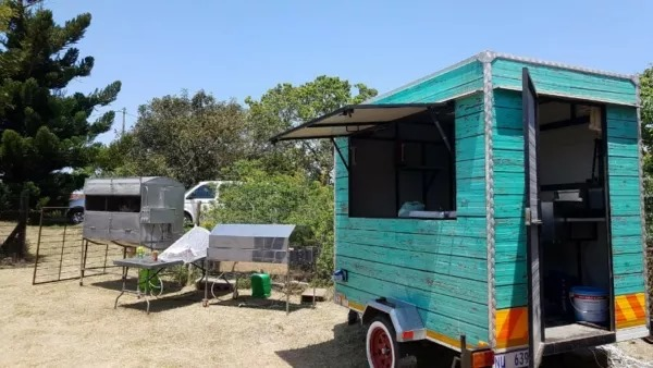 Food trailer/ Mobile kitchen for hire