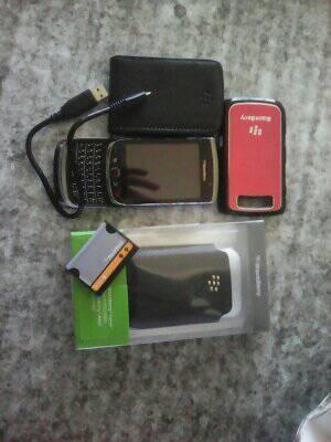 BlackBerry 9800 ( Torch).