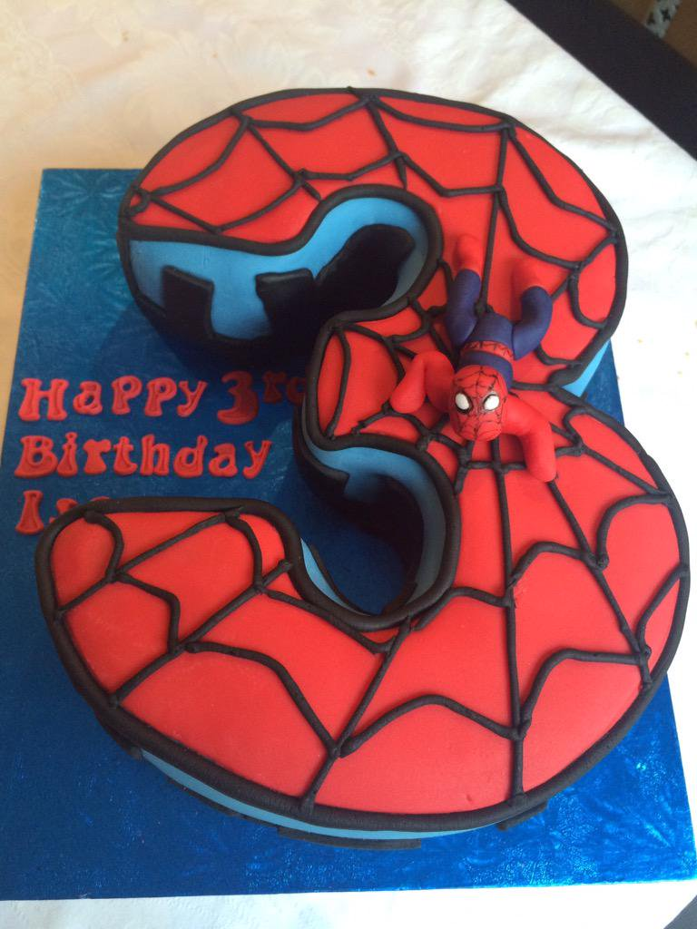 Super Spider Man Cakes Birthday Cakes Anniversary Cakes Wedding Cakes Personalised Birthday Cards Paralily Jamesorg
