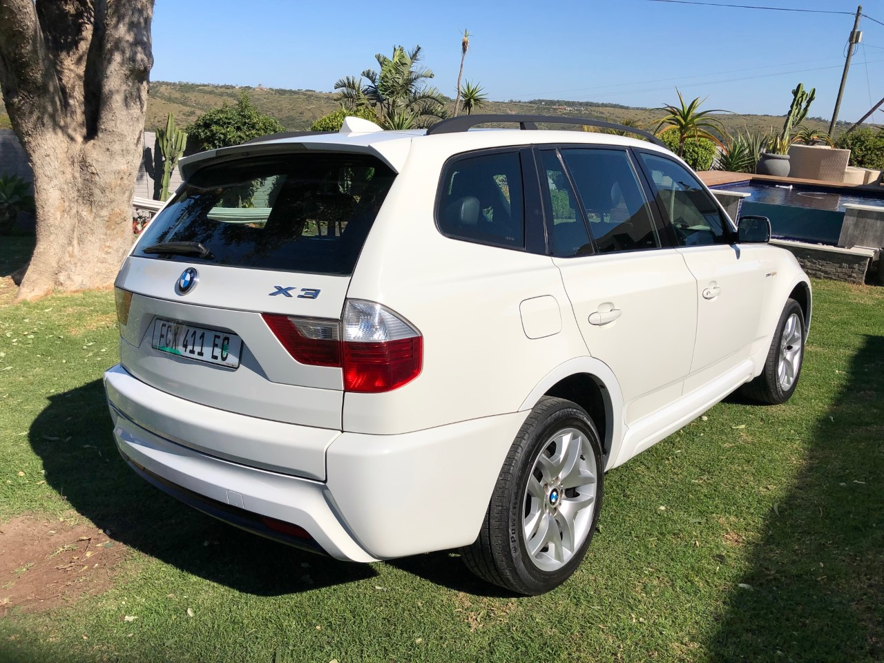 2007 BMW X3 xDRIVE 20d M SPORT (G01)